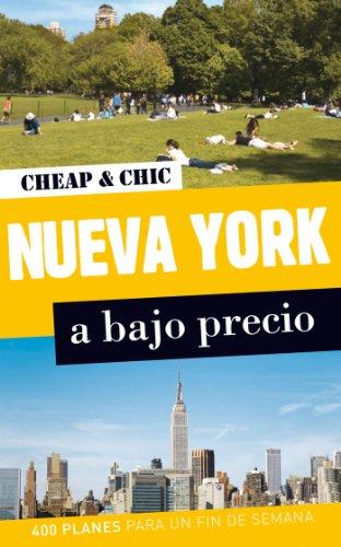 9788408004943: Nueva York a bajo precio (Cheap & Chic)