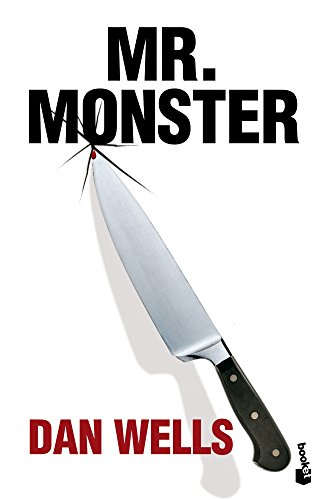 9788408005179: Mr. Monster: Trilogía John Wayne Cleaver 2 (Booket Logista)