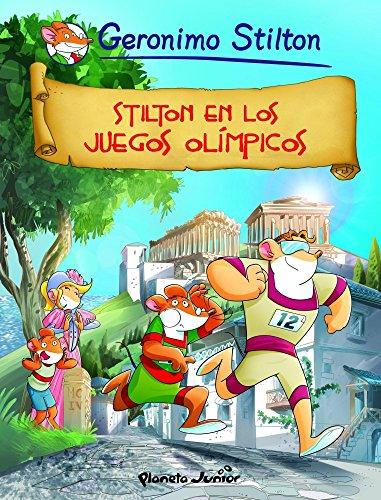 9788408005193: Stilton en los Juegos Olímpicos: Cómic Geronimo Stilton 10 (Comic Geronimo Stilton)