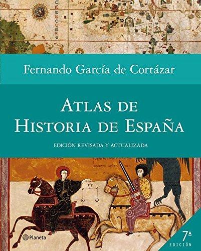 9788408005391: Atlas de Historia de España