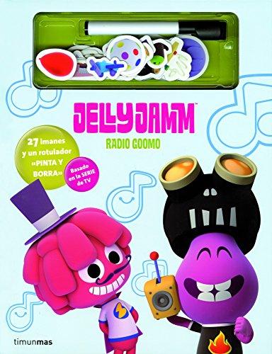 9788408006138: Jelly Jamm: Radio Goomo