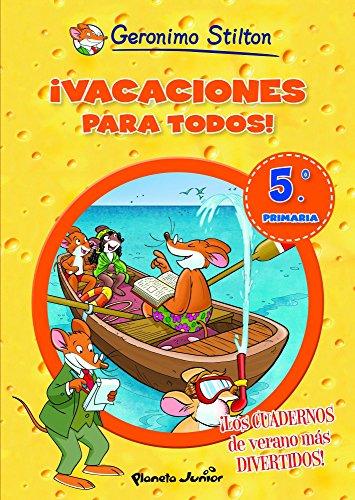 9788408007005: ¡Vacaciones para todos! 5