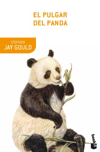 9788408007036: El pulgar del panda (Booket Ciencia)