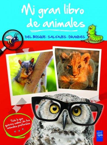 Mi gran libro de animales azul (Paperback): Yoyo Books