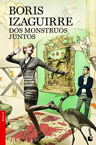 9788408008521: Dos monstruos juntos (Novela y Relatos)