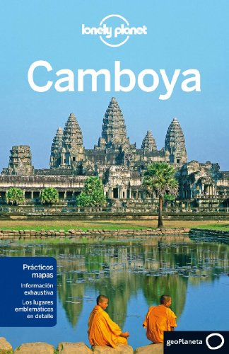 9788408009825: Lonely Planet Camboya (Travel Guide) (Spanish Edition)