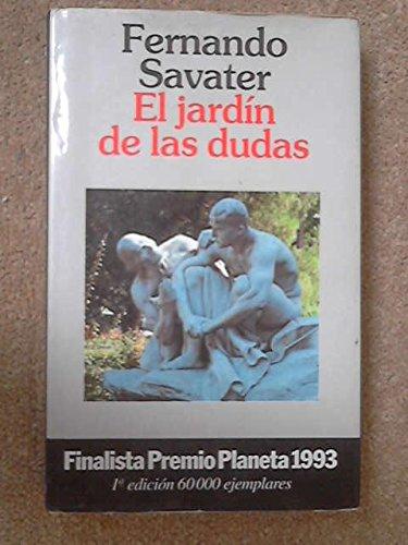 9788408010487: El jardín de las dudas (Colección Autores españoles e hispanoamericanos)
