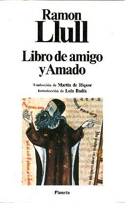 9788408010593: Libro De Amigo y Amado