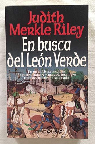 9788408010678: En Busca Del Leon Verde