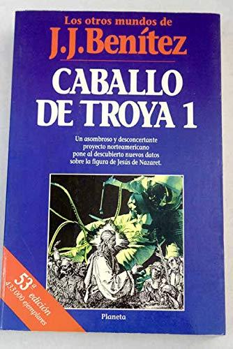 9788408010739: Caballo De Troya I