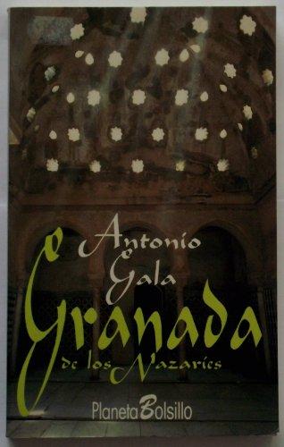 9788408011859: Granada de los nazaries