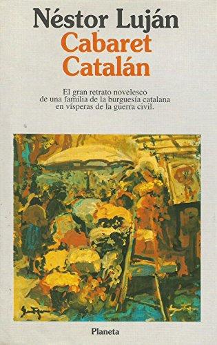 9788408012184: Cabaret Catalan (Colección Autores españoles e hispanoaméricanos) (Spanish Edition)