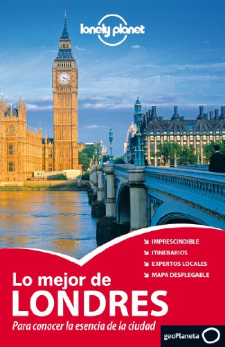 9788408013150: Lonely Planet Lo Mejor de Londres (Travel Guide) (Spanish Edition)