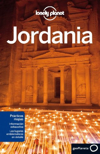 9788408013167: Jordania 4 (Guías de País Lonely Planet)