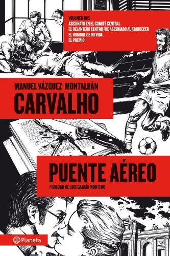 9788408013891: Carvalho: puente aéreo