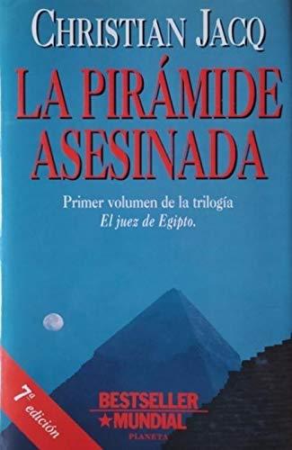 9788408014102: La pirámide asesinada