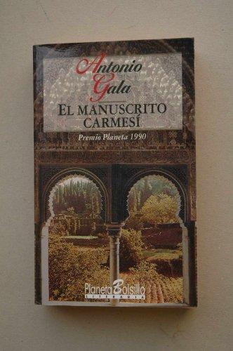 El manuscrito carmesi: Gala, Antonio