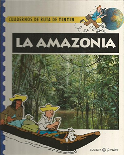 9788408015376: AMAZONIA (CUADERNOS RUTA TINTIN)
