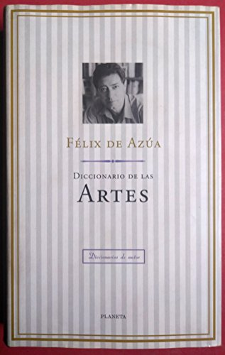 9788408015840: Diccionario de las artes (Diccionarios de autor)