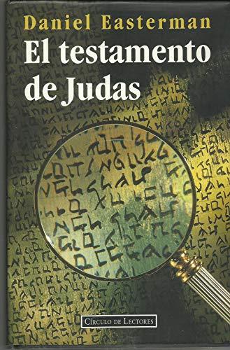 9788408018261: El testamento de judas (San Francisco Symphony Sto)