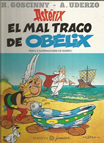 9788408018445: Asterix - Mal Trago de Obelix, El (Spanish Edition)