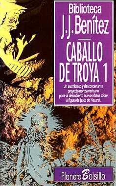 9788408018506: Caballo de Troya, 1
