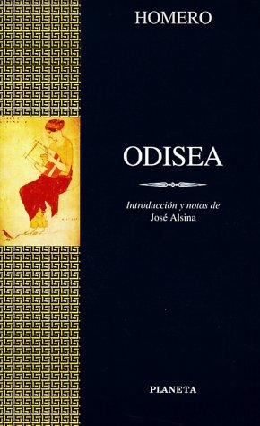 9788408018667: La Odisea / The Odyssey (Clasicos Universales Planeta) (Spanish Edition)