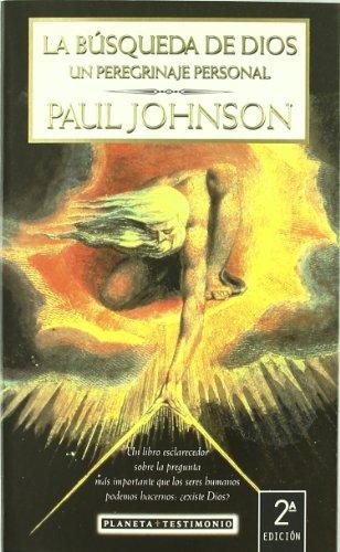 9788408019534: La busqueda de Dios/ The Search for God: Un Peregrinaje Personal (Spanish Edition)
