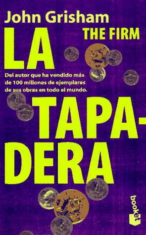9788408019978: La Tapadera / The Firm (Spanish and English Edition)