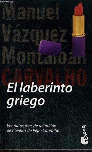 El laberinto Griego (booket) (Espagnol): Vazquez Montalban