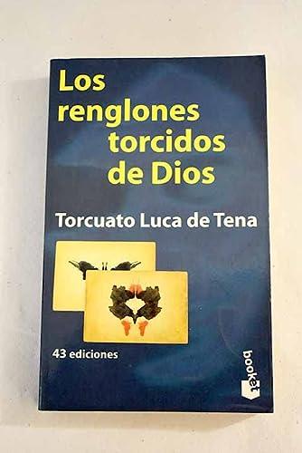 9788408020516: Los Renglones Torcidos De Dios