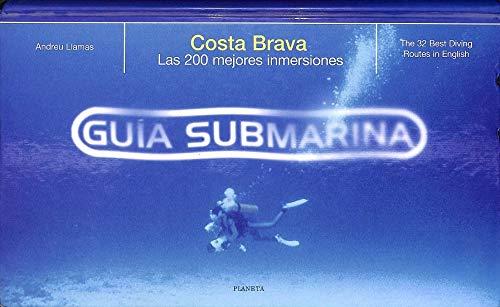 9788408020615: Guia Submarina De La Costa Brava