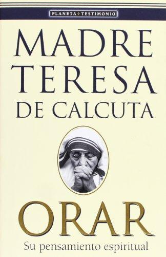 9788408020752: Orar (Madre Teresa) (Spanish Edition)