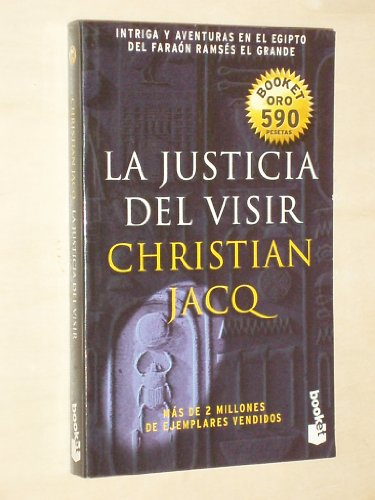 9788408021407: LA Justicia Del Visir (Spanish Edition)