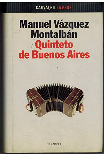 9788408022138: Quinteto de Buenos Aires (Colección Autores españoles e hispanoamericanos) (Spanish Edition)