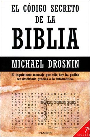 9788408022343: El código secreto de la Biblia