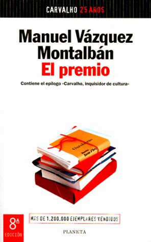9788408022398: El premio (booket)