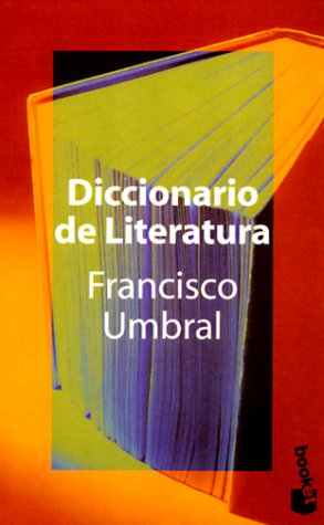 9788408022695: Diccionario de Literatura / Dictionary of Literature (Spanish Edition)