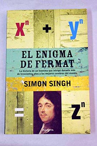 9788408023753: El Enigma de Fermat (Spanish Edition)