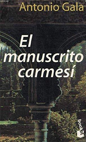 El Manuscrito Carmesi (Los Jet De Plaza: Gala, Antonio