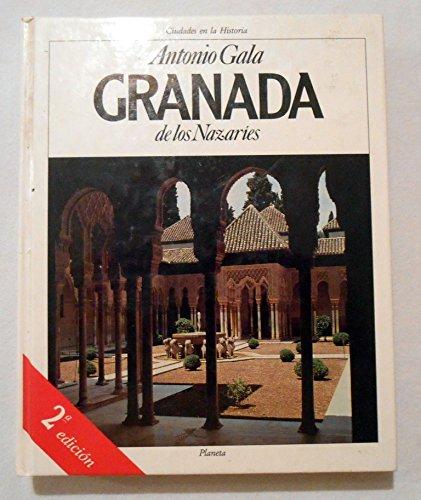 9788408024989: La Granada de los nazaries (booket) sutituto