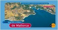 9788408025696: Aeroguía del litoral de Mallorca (Miniaeroguias)