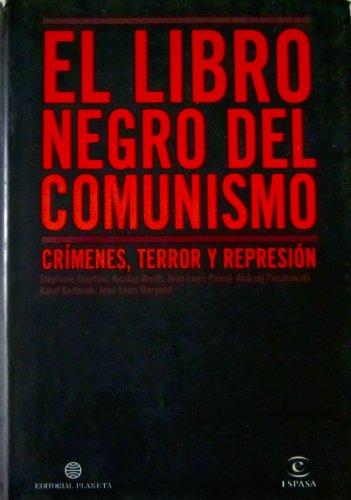 9788408025955: El Libro Negro del Comunismo