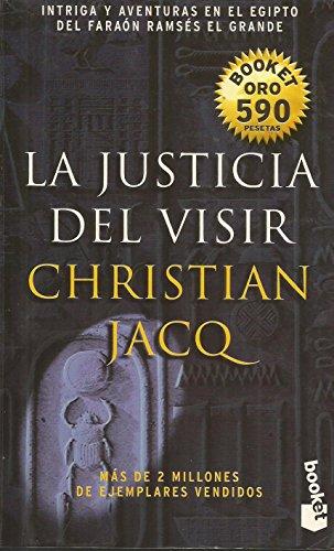 9788408026396: La justicia del visir