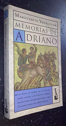 9788408026754: Memorias de Adriano