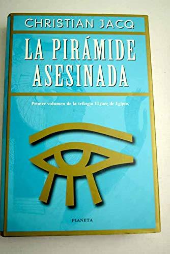 9788408026945: La pirámide asesinada