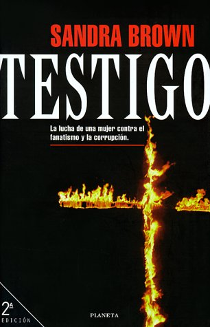 9788408027140: Testigo / The Witness (Spanish Edition)
