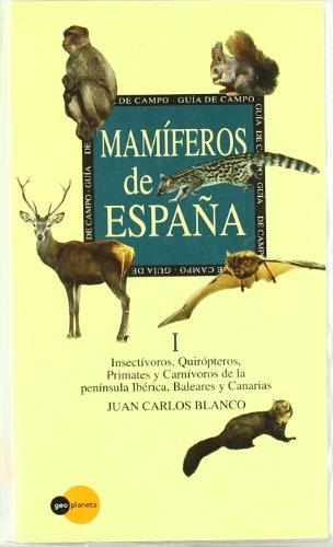 9788408028260: MAMIFEROS ESPAÑA 1