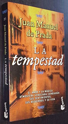9788408028406: La Tempestad = The Storm (Spanish Edition)