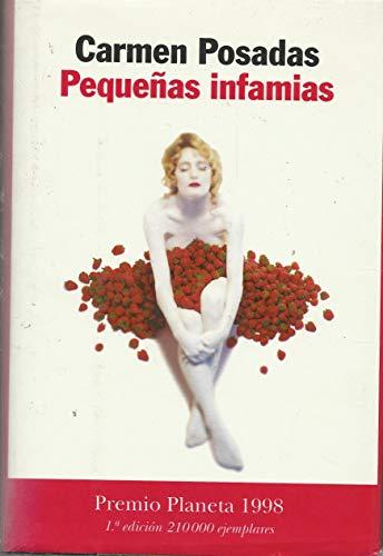 9788408028475: Pequeñas infamias (Autores Españoles e Iberoamericanos)